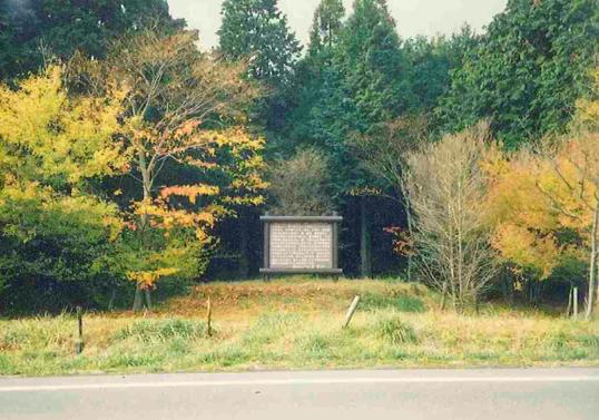 富士市指定文化財 金原明善翁大規模植林地